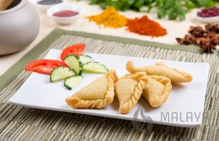 B03 Vegetarian Curry Puff
