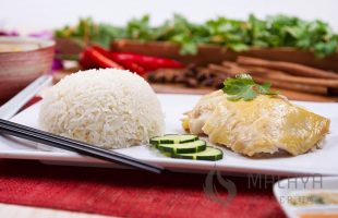 C02 Hainan Chicken Rice